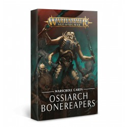 Warscrolls: Ossiarch Bonereapers (English)