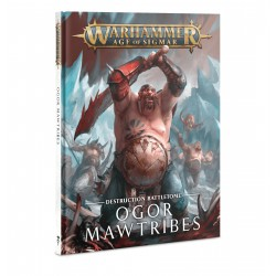 Battletome: Ogor Mawtribes (Spanish)