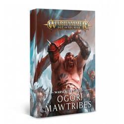 Warscroll Cards: Ogor Mawtribes (Inglés)