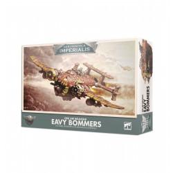 Aeronautica Imperialis: Ork Air Waaagh! 'EAVY Bommerz