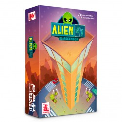 Alien 51: El Ascensor (Spanish)