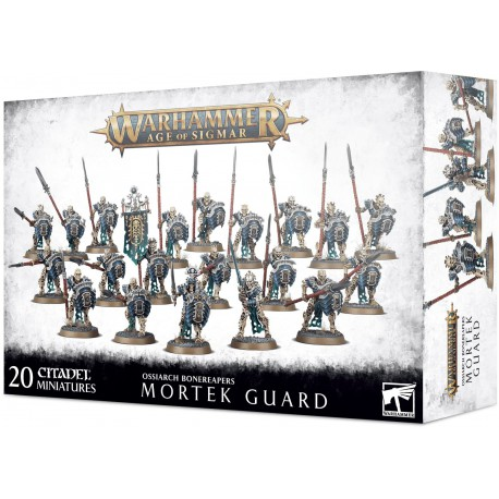 Ossiarch Bonereapers Mortek Guard (20)
