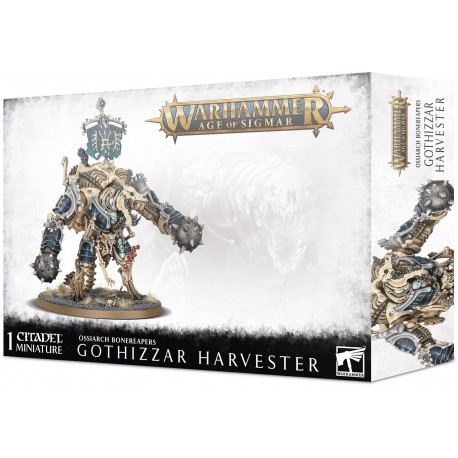 Ossiarch Bonereapers Gothizzar Harvester (1)