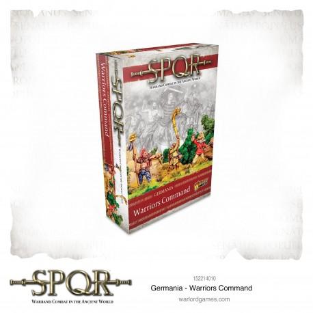 Germania - Warriors Command