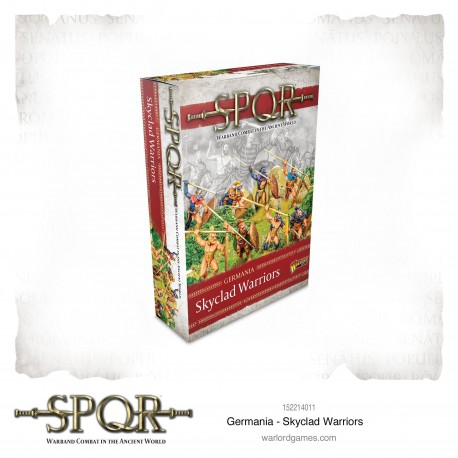 Germania - Skyclad Warriors