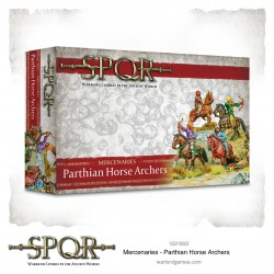 Mercenaries - Parthian Horse Archers