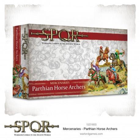 Mercenaries - Parthian Horse Archers