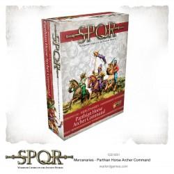 Mercenaries - Parthian Horse Archer Command