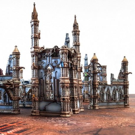 Rampart Modular Terrain Core set