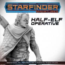 Half-Elf Operative