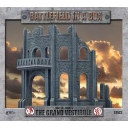 Gothic Battlefields - Grand Vestibule (1) - 30mm