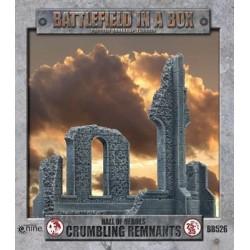 Gothic Battlefields - Crumbling Remants (2) - 30mm