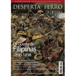 Desperta Ferro Contemporánea Nº 36: La Guerra de Filipinas 1896-1898