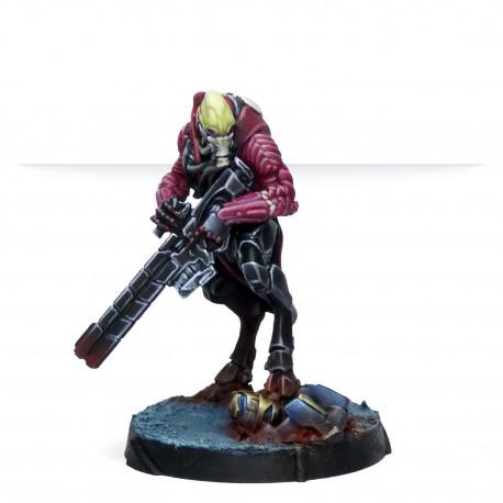 Shasvastii Mentors (Shock Marksman Rifle)