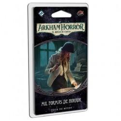 Arkham Horror: El juego de cartas: Mil formas de horror