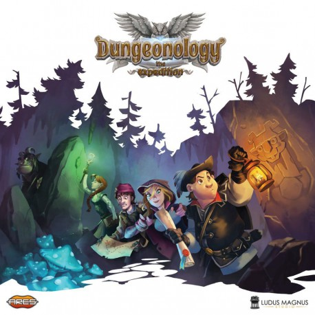 Dungeonology (Spanish)