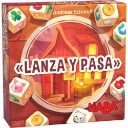 Lanza y Pasa (Spanish)