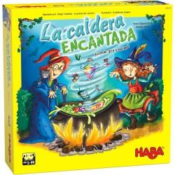 La Caldera Encantada (Spanish)