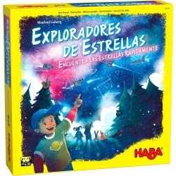 Exploradores de Estrellas (Spanish)