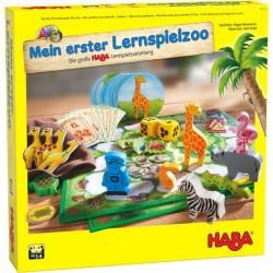 Mi Primer Juego para aprender: El Zoo (Spanish)