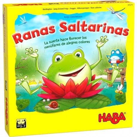 Ranas Saltarinas