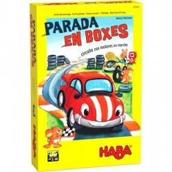 Parada en Boxes (Spanish)
