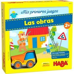 Mis Primeros Juegos: Las Obras (Spanish)