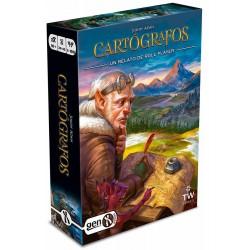 Cartógrafos. Un relato de Roll Player (Spanish)