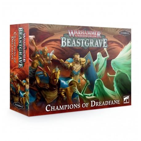 Beastgrave: Campeones De Dreadfane (Castellano)
