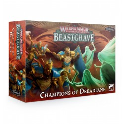 Beastgrave: Champions Of Dreadfane (English)