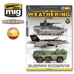 The Weathering Magazine 26: Guerra Moderna (Spanish)