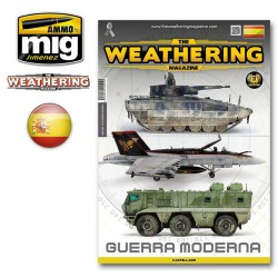 The Weathering Magazine 26: Guerra Moderna (Spanish)