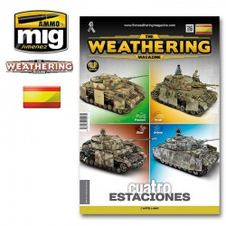 The Weathering Magazine 28: Cuatro Estaciones (Spanish)