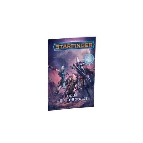 Starfinder Hoja de Personaje (Spanish)