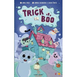 Trick or Boo (Spanish)