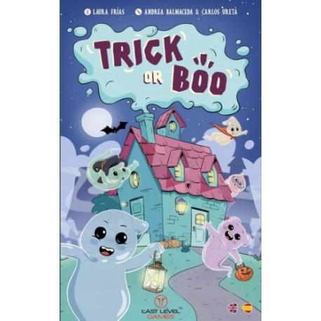 Trick or Boo (Castellano)
