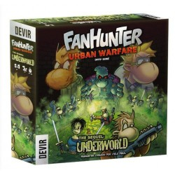 Fanhunter: Urban Warfare The Sequel: Underworld (Spanish)