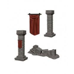 Pools & Pillars