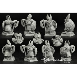 28mm/30mm Dwarf Lord Thirar