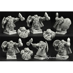28mm/30mm Dwarf Lord Boldri