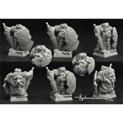 28mm/30mm Dwarf Lord Ibrin