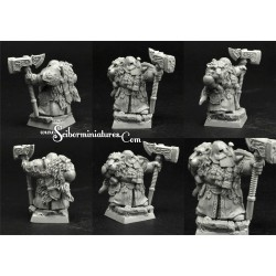 28mm/30mm Dwarf Lord Therdohr