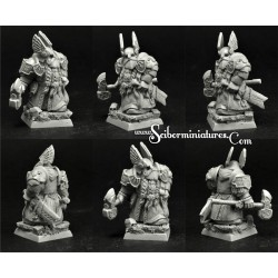 28mm/30mm Dwarf Lord Ragmiir