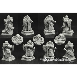 28mm/30mm Dwarf Lord Bromadin