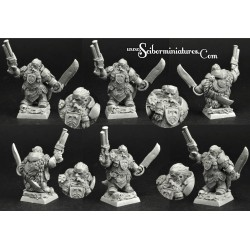 28mm/30mm Dwarf Lord Thelmor