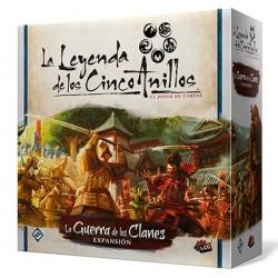 La Guerra de los Clanes (Spanish)