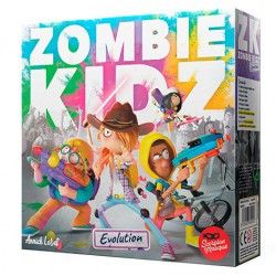 Zombie Kidz Evolution (Spanish)