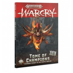 Warcry: Tome of Champions 2019 (Inglés)