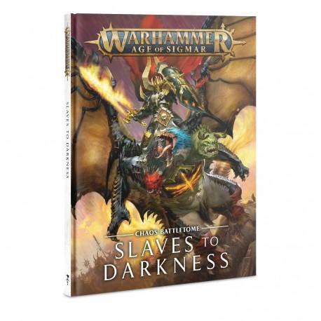 Battletome: Slaves to Darkness (Spanish)