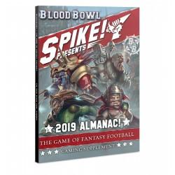 Blood Bowl 2019 Almanac! (Inglés)